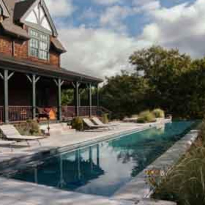 Cantilevered Pool Structure | Armonk NY