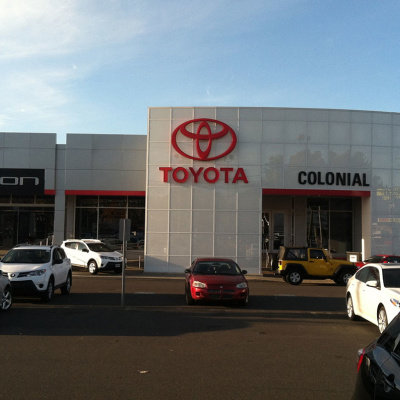 Colonial Toyota | Milford CT