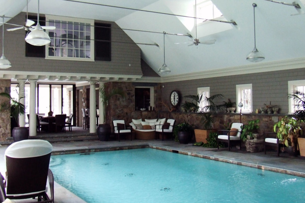 Residential Indoor Pool | Greenwich CT